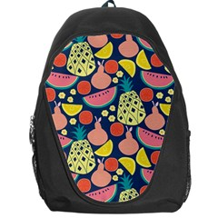 Fruit Pineapple Watermelon Orange Tomato Fruits Backpack Bag