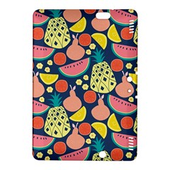 Fruit Pineapple Watermelon Orange Tomato Fruits Kindle Fire Hdx 8 9  Hardshell Case