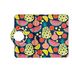 Fruit Pineapple Watermelon Orange Tomato Fruits Kindle Fire Hd (2013) Flip 360 Case