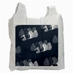 Japan Food Sashimi Recycle Bag (one Side)