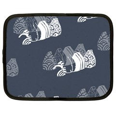 Japan Food Sashimi Netbook Case (xxl)