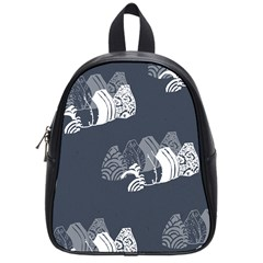 Japan Food Sashimi School Bag (small)