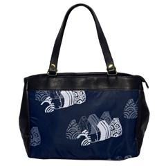 Japan Food Sashimi Office Handbags