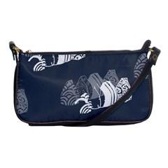 Japan Food Sashimi Shoulder Clutch Bags