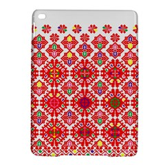 Plaid Red Star Flower Floral Fabric Ipad Air 2 Hardshell Cases