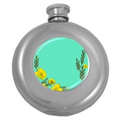 A New Day Round Hip Flask (5 Oz)