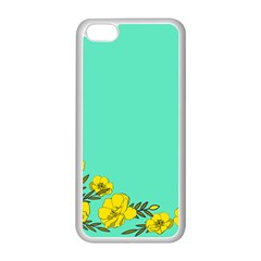 A New Day Apple Iphone 5c Seamless Case (white)