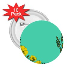 A New Day 2 25  Buttons (10 Pack)