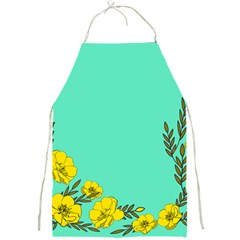A New Day Full Print Aprons