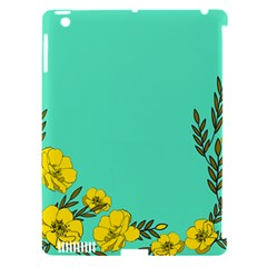 A New Day Apple Ipad 3/4 Hardshell Case (compatible With Smart Cover)