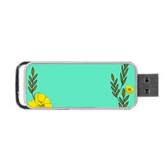A New Day Portable Usb Flash (one Side)