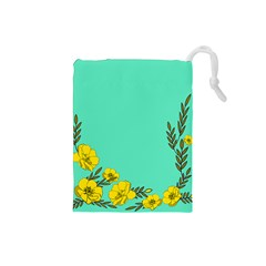 A New Day Drawstring Pouches (small)