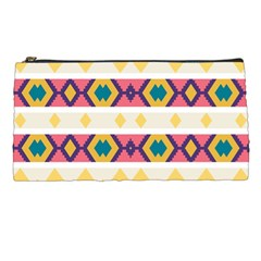 Rhombus And Stripes                      Pencil Case