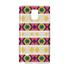 Rhombus And Stripes                      Apple Iphone 6 Plus/6s Plus Leather Folio Case