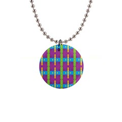 Stripes And Dots                           1  Button Necklace