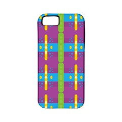 Stripes And Dots                     Apple Iphone 4/4s Hardshell Case (pc+silicone)