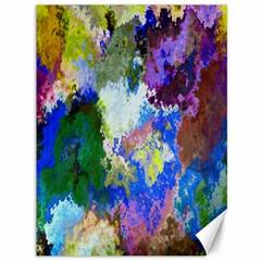 Color Mix Canvas                           Canvas 36  X 48