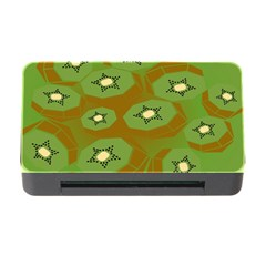 Relativity Pattern Moon Star Polka Dots Green Space Memory Card Reader With Cf