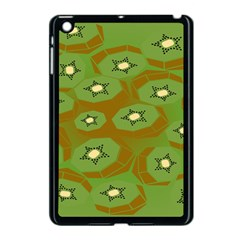 Relativity Pattern Moon Star Polka Dots Green Space Apple Ipad Mini Case (black)
