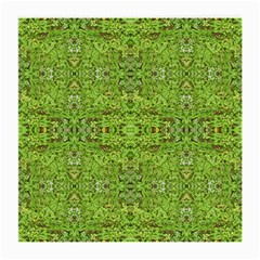 Digital Nature Collage Pattern Medium Glasses Cloth (2 Side)