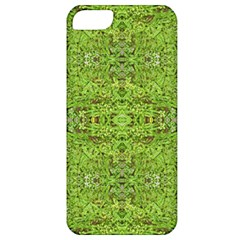 Digital Nature Collage Pattern Apple Iphone 5 Classic Hardshell Case