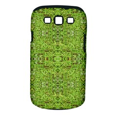 Digital Nature Collage Pattern Samsung Galaxy S Iii Classic Hardshell Case (pc+silicone)