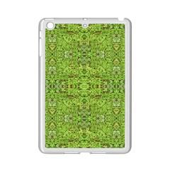 Digital Nature Collage Pattern Ipad Mini 2 Enamel Coated Cases