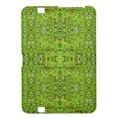 Digital Nature Collage Pattern Kindle Fire Hd 8 9