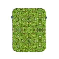 Digital Nature Collage Pattern Apple Ipad 2/3/4 Protective Soft Cases