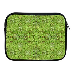 Digital Nature Collage Pattern Apple Ipad 2/3/4 Zipper Cases