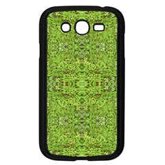 Digital Nature Collage Pattern Samsung Galaxy Grand Duos I9082 Case (black)