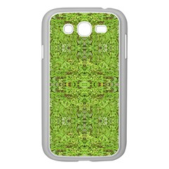 Digital Nature Collage Pattern Samsung Galaxy Grand Duos I9082 Case (white)