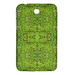 Digital Nature Collage Pattern Samsung Galaxy Tab 3 (7 ) P3200 Hardshell Case