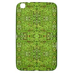 Digital Nature Collage Pattern Samsung Galaxy Tab 3 (8 ) T3100 Hardshell Case