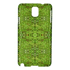 Digital Nature Collage Pattern Samsung Galaxy Note 3 N9005 Hardshell Case