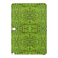 Digital Nature Collage Pattern Samsung Galaxy Tab Pro 10 1 Hardshell Case