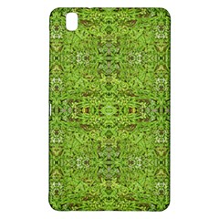 Digital Nature Collage Pattern Samsung Galaxy Tab Pro 8 4 Hardshell Case