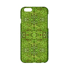 Digital Nature Collage Pattern Apple Iphone 6/6s Hardshell Case