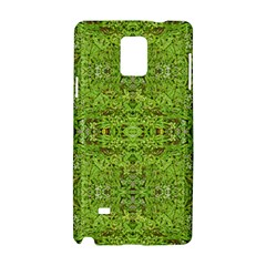 Digital Nature Collage Pattern Samsung Galaxy Note 4 Hardshell Case