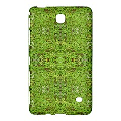 Digital Nature Collage Pattern Samsung Galaxy Tab 4 (8 ) Hardshell Case