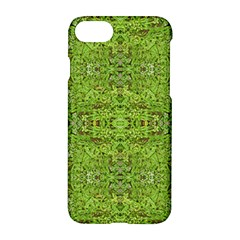 Digital Nature Collage Pattern Apple Iphone 7 Hardshell Case