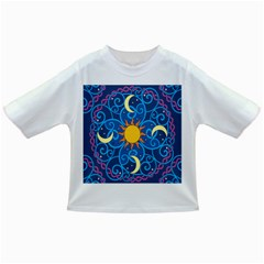 Sun Moon Star Space Vector Clipart Infant/toddler T Shirts