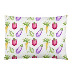 Vegetable Pattern Carrot Pillow Case (two Sides)