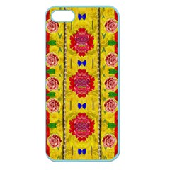 Light Candles And The Fern Will Still Grow In The Summer Apple Seamless Iphone 5 Case (color)