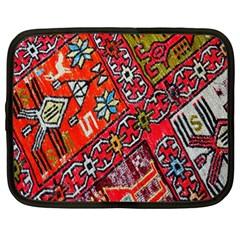 Carpet Orient Pattern Netbook Case (xxl)