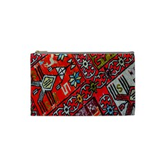 Carpet Orient Pattern Cosmetic Bag (small)