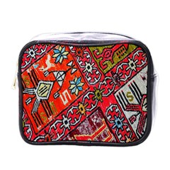 Carpet Orient Pattern Mini Toiletries Bags