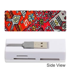 Carpet Orient Pattern Memory Card Reader (stick)