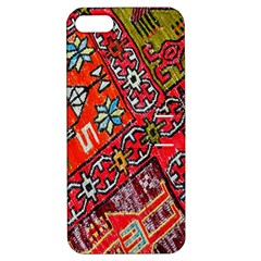 Carpet Orient Pattern Apple Iphone 5 Hardshell Case With Stand