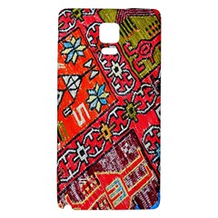 Carpet Orient Pattern Galaxy Note 4 Back Case